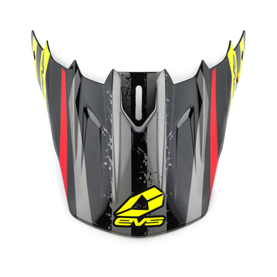 T5 Replacement Visor - Grappler - EVS Sports