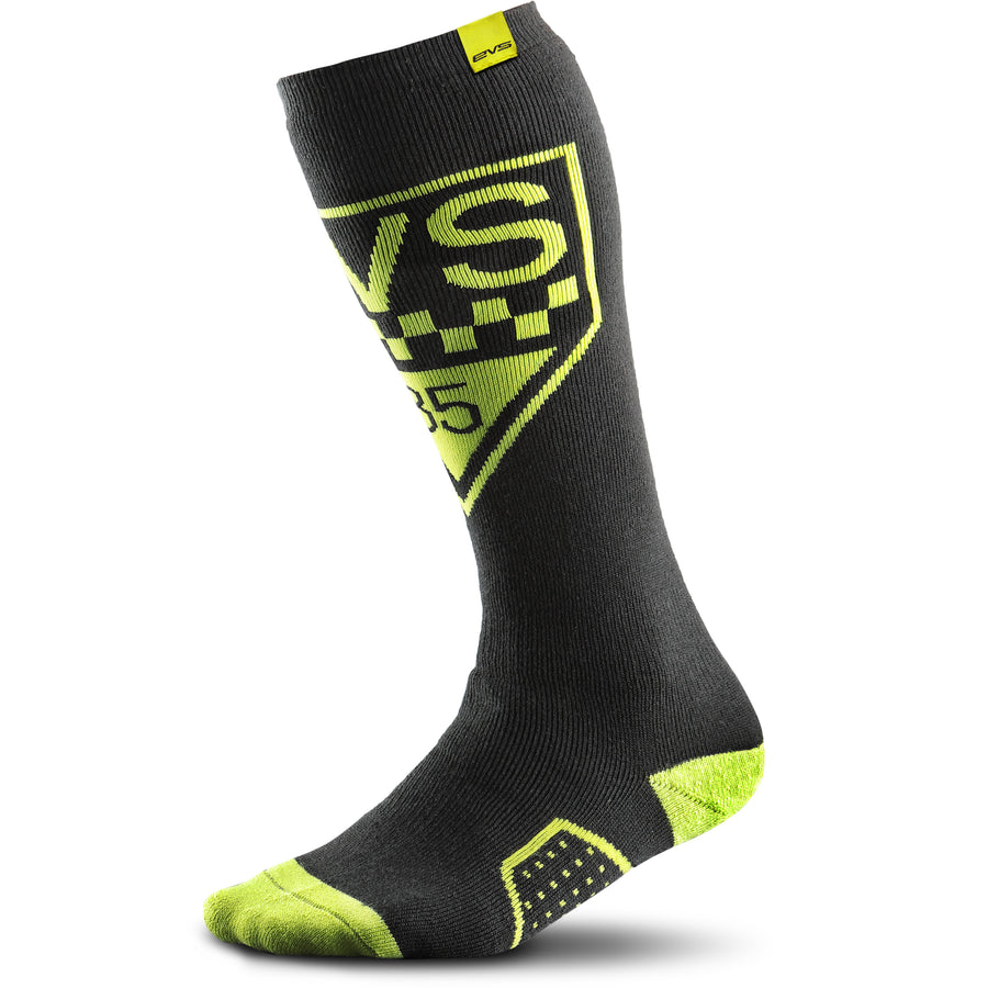 EVS Sports - Moto Socks - Circuit Black
