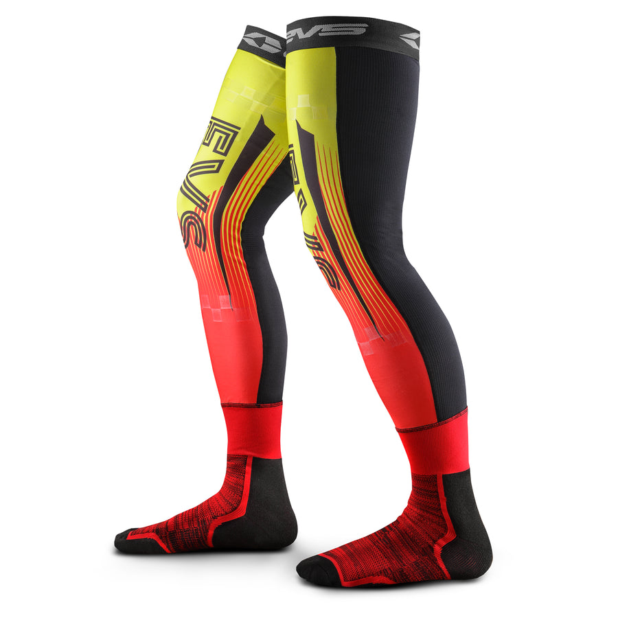 EVS Sports - TUG Fusion Sock - Red