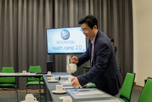 Health Camp 2.0 in Korea