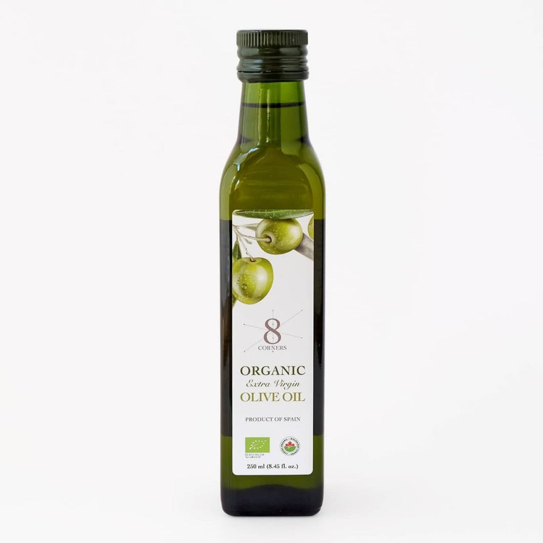 Organic Extra Virgin Olive Oil (6 x 250ml)