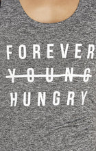 Jessica Heather Grey Forever (Young) Hungry Tank