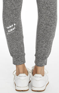 Jazmin Heather Grey Take a Hike Pants