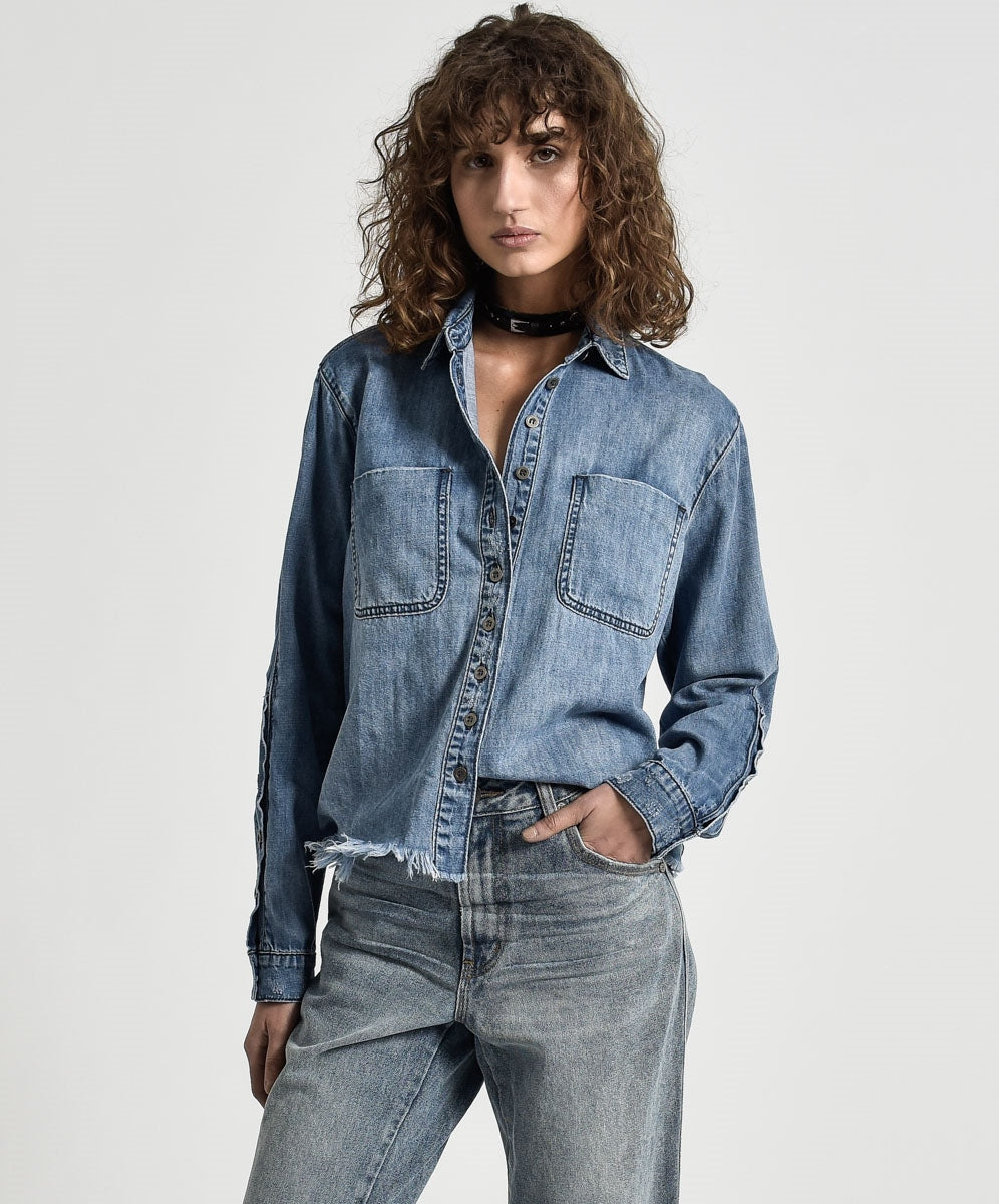 Montana Denim Shirt