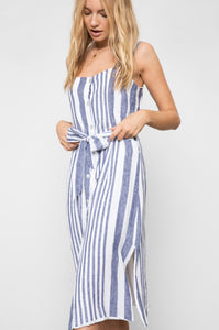 Clement Bay Stripe Dress