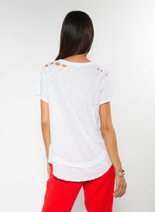 Mock Layered Tee