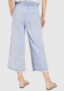 Harborsky Frayed Crop Wide Leg Pant