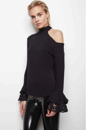 Bianca Lace Long Sleeve