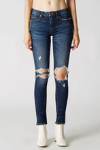 Cult Classic Distressed Skinny Jeans