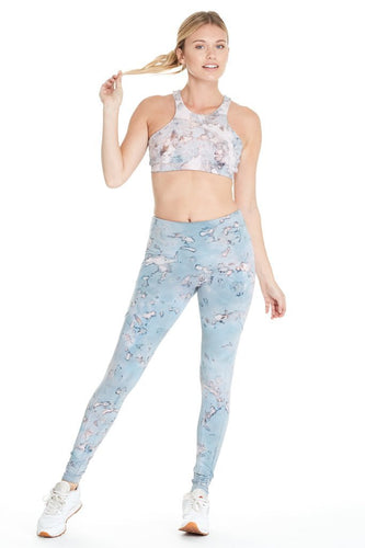 Elia We Get What We Give Marble Dusk Leggings