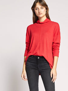 Highroad Street Red Thermal Tee