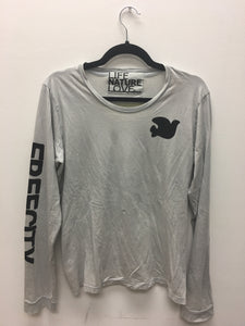 Icecave Artists Wanted Longsleeve Tshirt