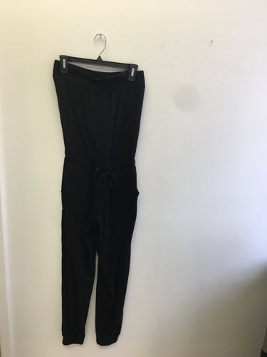 Claudine Black Jumpsuit