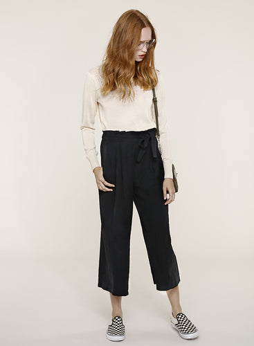 Saidie Black Pants