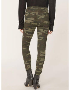 Heritage Camo Grease Legging