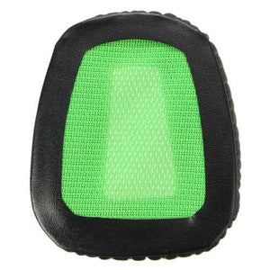 2 x Replacement Green Black Ear Pad Cushion For Razer Electra Version Headphone