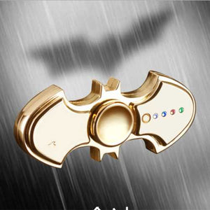 Rechargeable USB Spinner Electric Knight Bat Windproof Lighter Electronic Cigarette Case Lighter