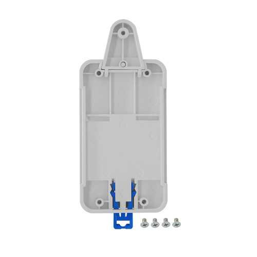 10Pcs SONOFF® DR DIN Rail Tray Adjustable Mounted Rail Case Holder Solution For Sonoff Basic / RF / POW / TH16 / TH10 / DUAL / G1
