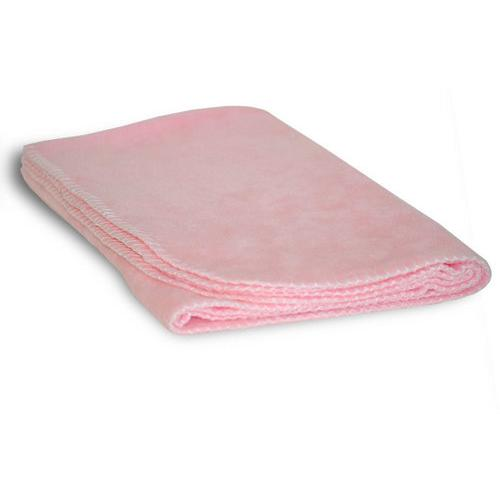 Case of [48] Fleece Baby/Lap Blanket - Pink 30