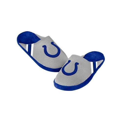 NFL Indianapolis Colts Jersey Slippers [Men's Small - 7-8 US]