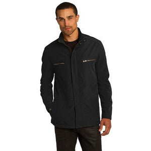 "OGIO Men""s Intake Jacket - Small (Blacktop)"