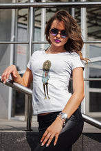 Hipster Lion Shirt Women T Shirt Women T-shirt Lion Women Clothing Typography Shirt