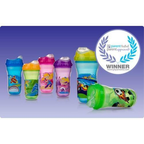 Case of [36] Nuby? No Spill Insulated Sipper Cup 9 oz