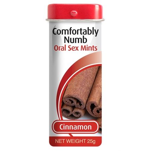 Comfortably Numb Mints - Cinnamon
