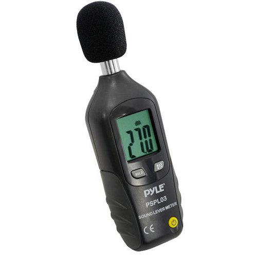 Mini Sound Level Meter with A Frequency Weighting