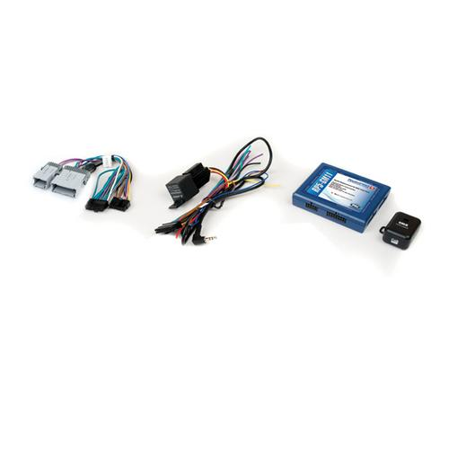 PAC Radio Replacement interface with OnStar Select GM Vehicles