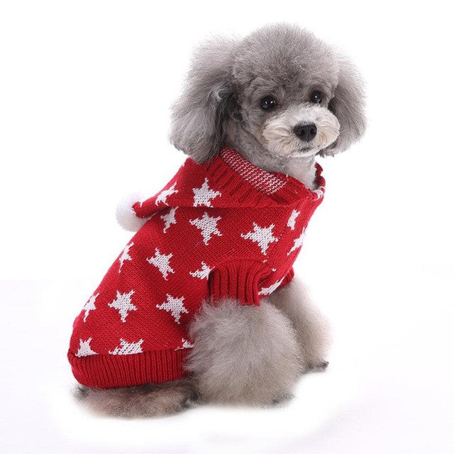 Dog Clothes Pets Coats Soft Cotton Puppy Dog winter warm dog coat jumpsuit vetement chien