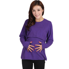 New Pregnant Maternity Clothes nursing clothes Nursing Tops