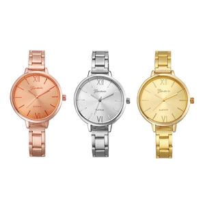 Analog Quartz Wrist Watch
