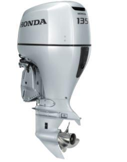 Honda 135Hp outboard engine long shaft electric start remote control