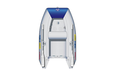 Yamaha 275 STI Inflatable Tender - Inflatable Floor