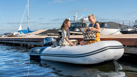 Yamaha 310 STI-V Inflatable Tender - Inflatable Floor
