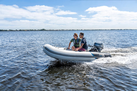 Yamaha 340 S Inflatable Tender - Aluminium Floor