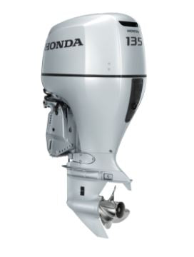 Honda 135Hp Outboard Engine Extra Long Shaft Electric Start Remote Control