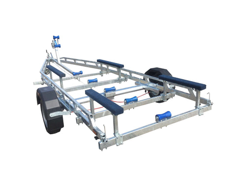 Extreme EXT1900 Bunk Trailer