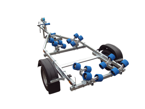 Extreme EXT500 Roller Trailer