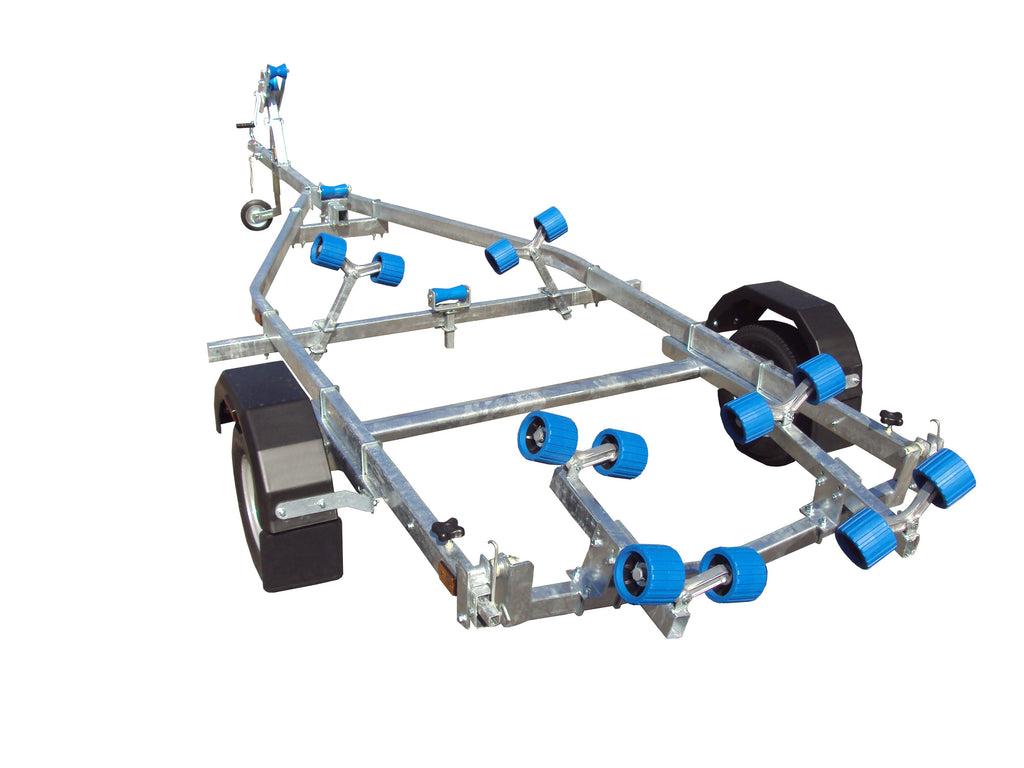 Extreme EXT750 Swing Trailer