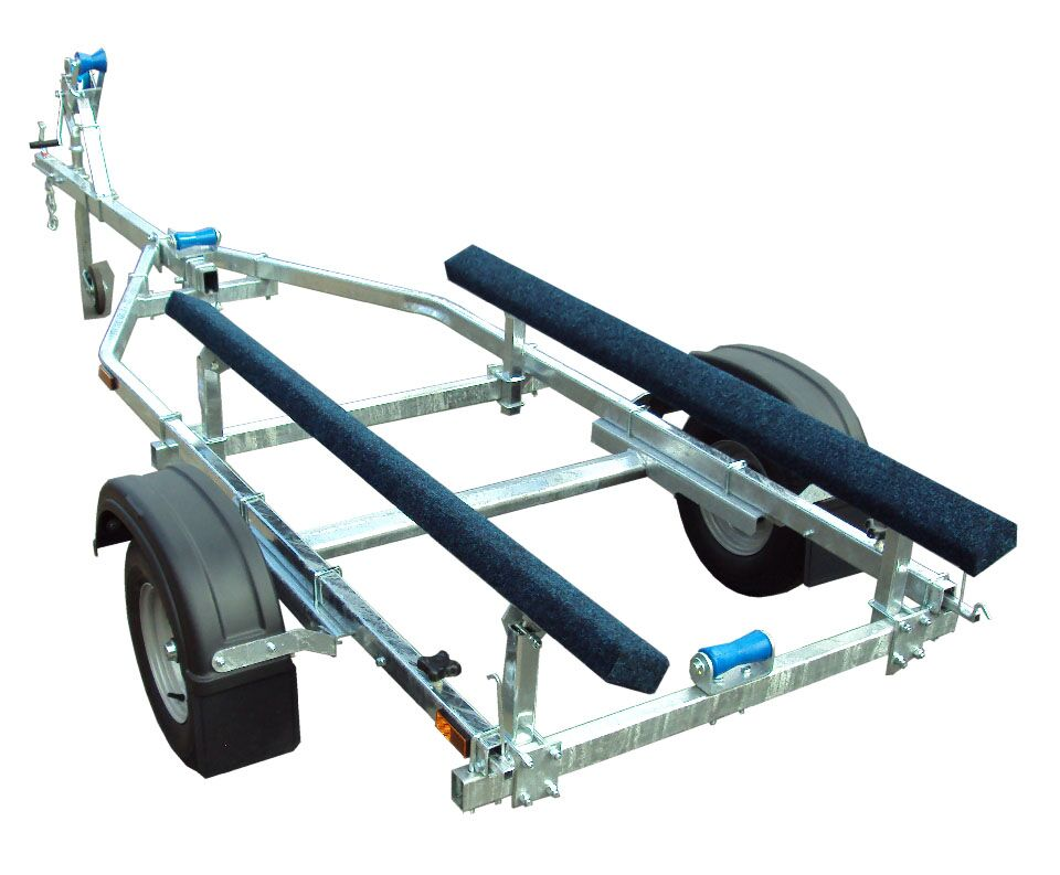 Extreme EXT750 Bunk Trailer