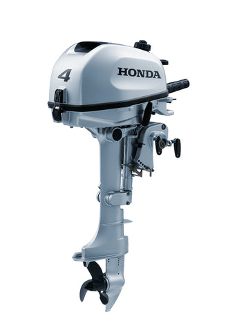 Honda 4hp 4-Stroke Outboard Engine with Long Shaft