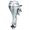 Honda 15hp 4-Stroke Outboard Engine with Short Shaft, Recoil Start & Tiller Handle