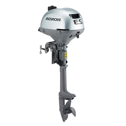 Mariner 3 5hp 4-Stroke Outboard Engine with Long Shaft