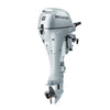 Honda 8hp 4-Stroke Outboard Engine with Long Shaft, Recoil Start & Tiller Handle