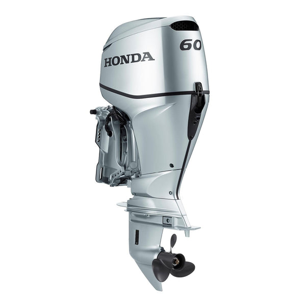 Honda 60hp 4-Stroke Outboard Engine with Long Shaft ...