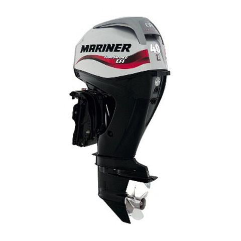 Mariner 40hp 4-Stroke Outboard Engine with Long Shaft, Electric Start, Remote Control, Power Trim & Tilt