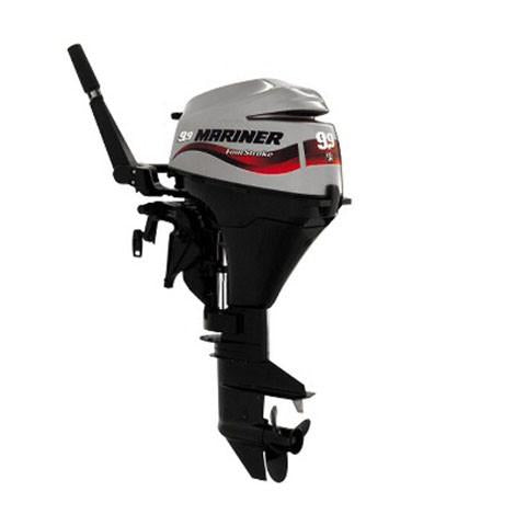 Electric Start Outboard Engines – Rob Perry Marine
