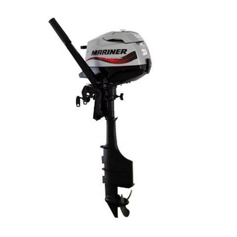 Mariner 3.5hp 4-Stroke Outboard Engine with Short Shaft & Tiller Handle